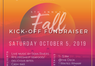 5th Annual Fall Kick Off Fundraiser