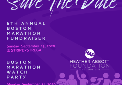 6th Annual HAF Boston Marathon Events