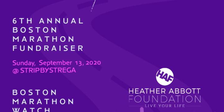 6th Annual HAF Boston Marathon Events