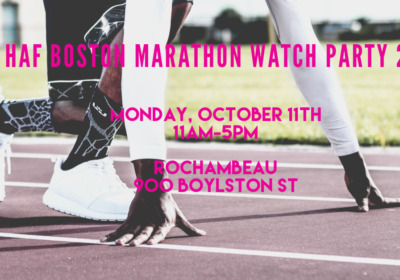 10/11 Boston Marathon Watch Party